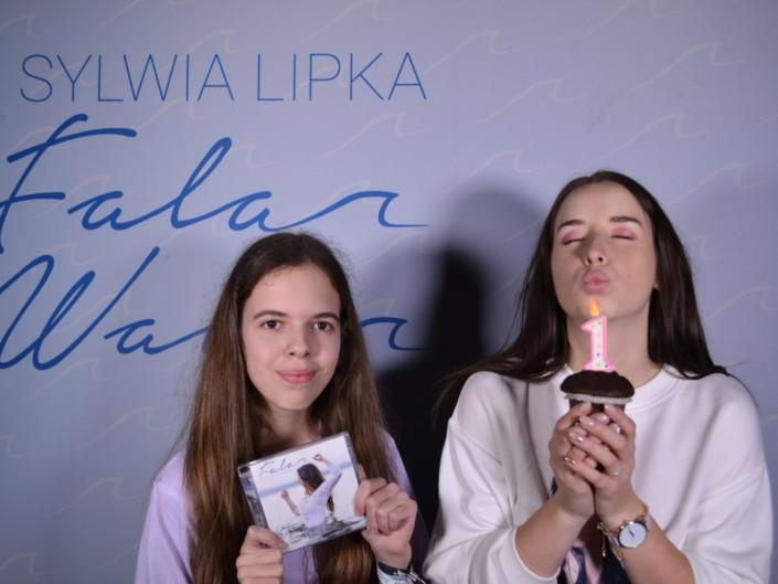 Sylwia Lipka na Fali Warszawa 20.10.2018